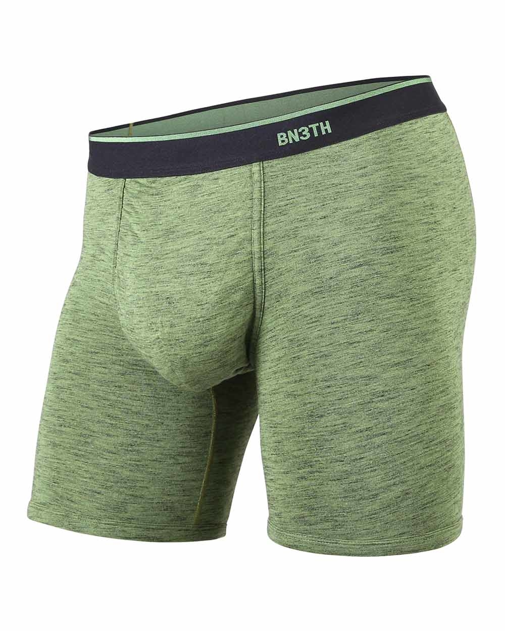 Classic Boxer Heather Green